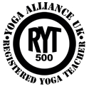 2rd Badge for Yoga alliance