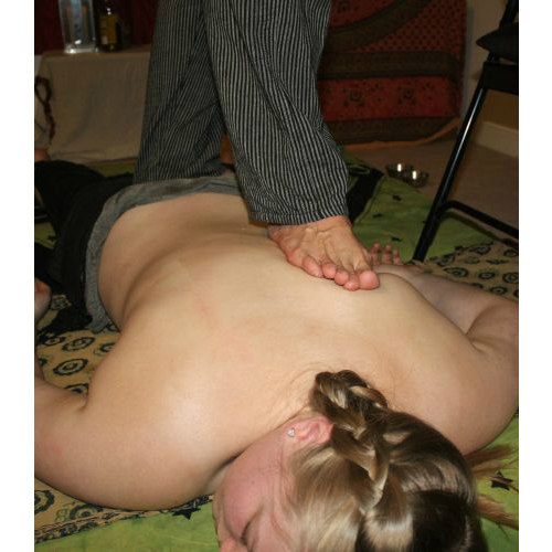 Deep Tissue Yoga Massage - Walking Back Sudbury Suffoly & Norwich