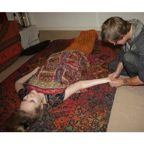 Deep Tissue Yoga Massage - Wrist Love Sudbury Suffolk & Norwich