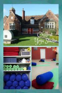 Chillout Yoga Studio, Sudbury and Long Melford