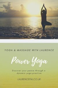 Yoga with Laurence in norwich norfolk
