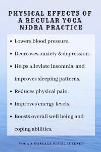 yoga nidra meditation benefits