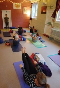 local yoga in norwich