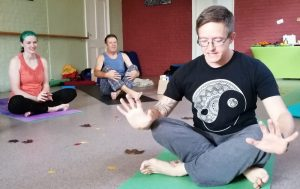 in Sudnury and norwich yoga workshops